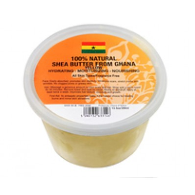 Natural Shea Butter Chunk - Yellow or white